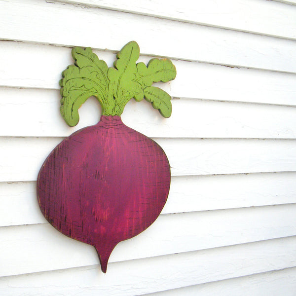 Beet Vegetable Sign - Haven America