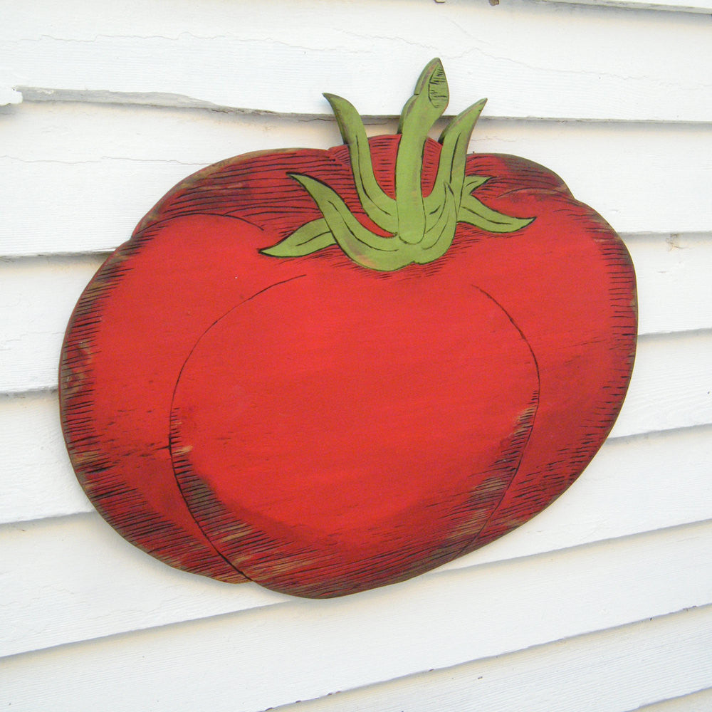 Farmstead Tomato Wall Decor - Haven America