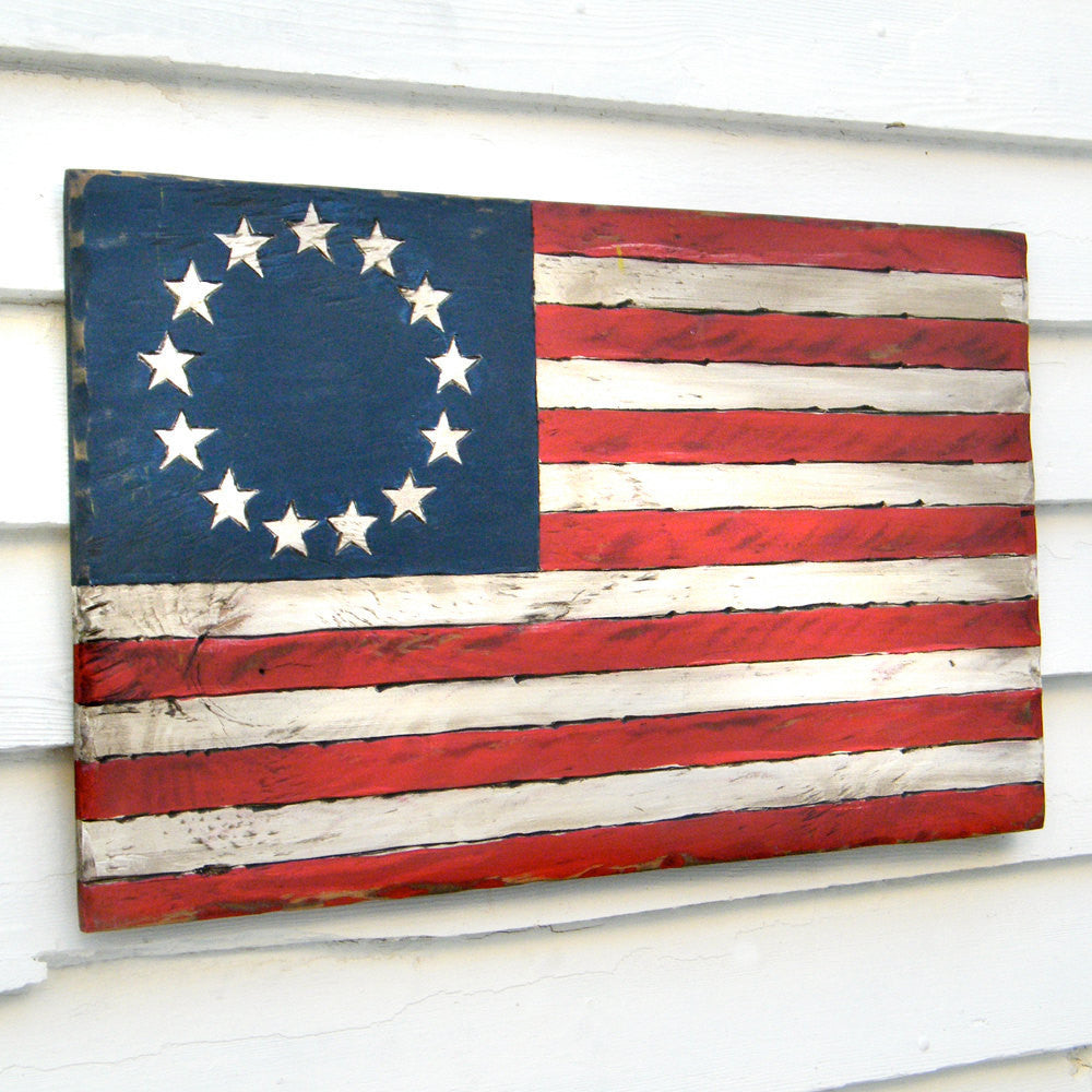 Historic US Flag - Haven America