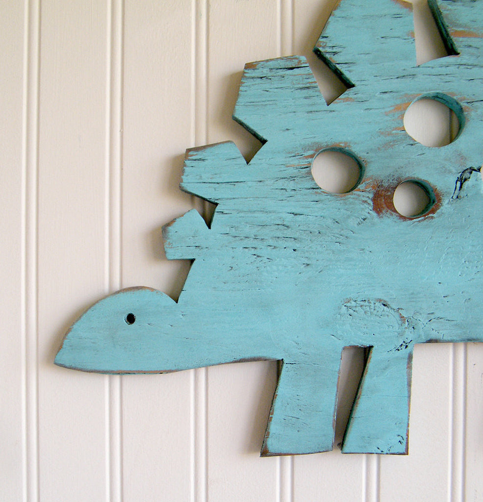 Medium Stegosaurus Wall Art - Haven America