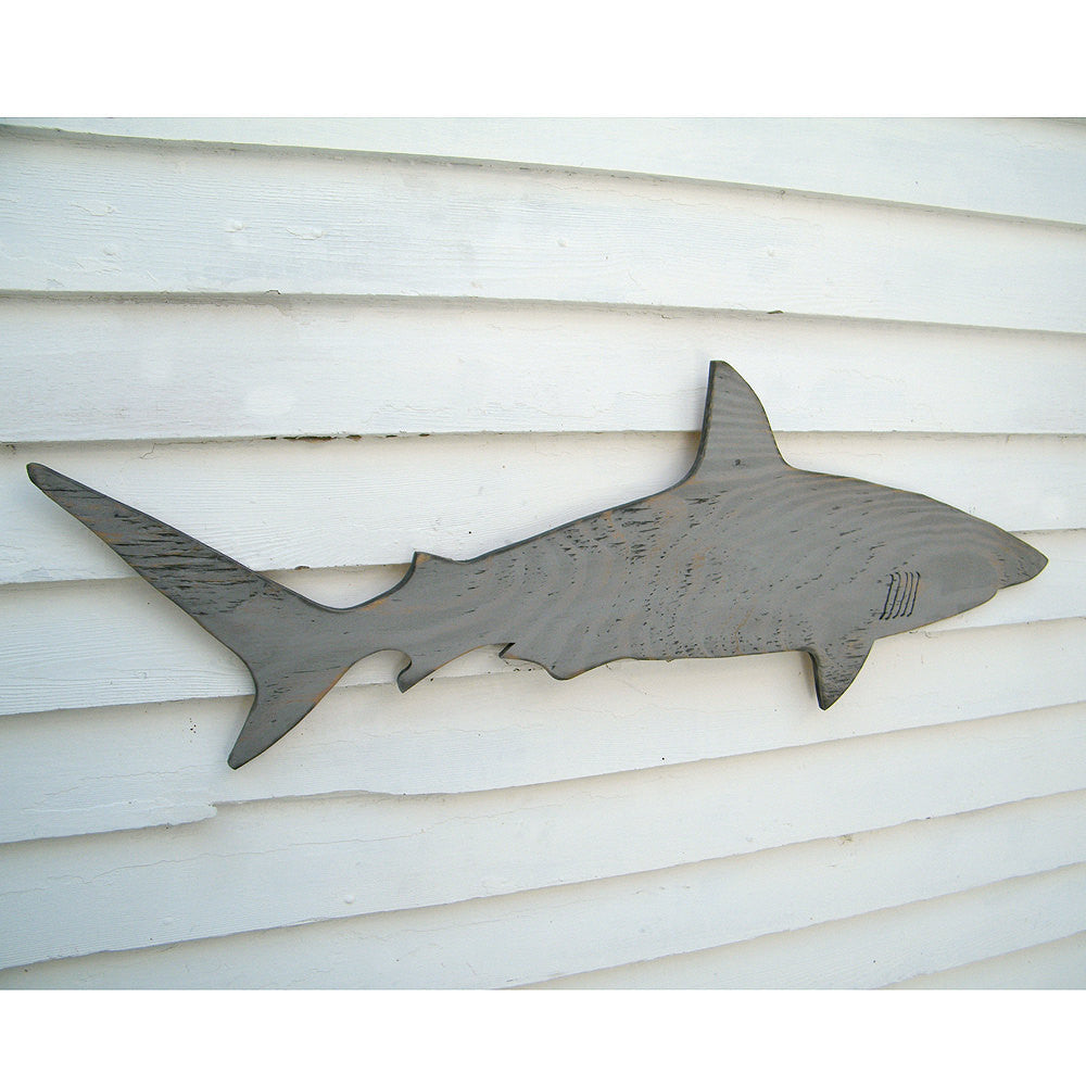 Mako Shark Medium Wall Art - Haven America