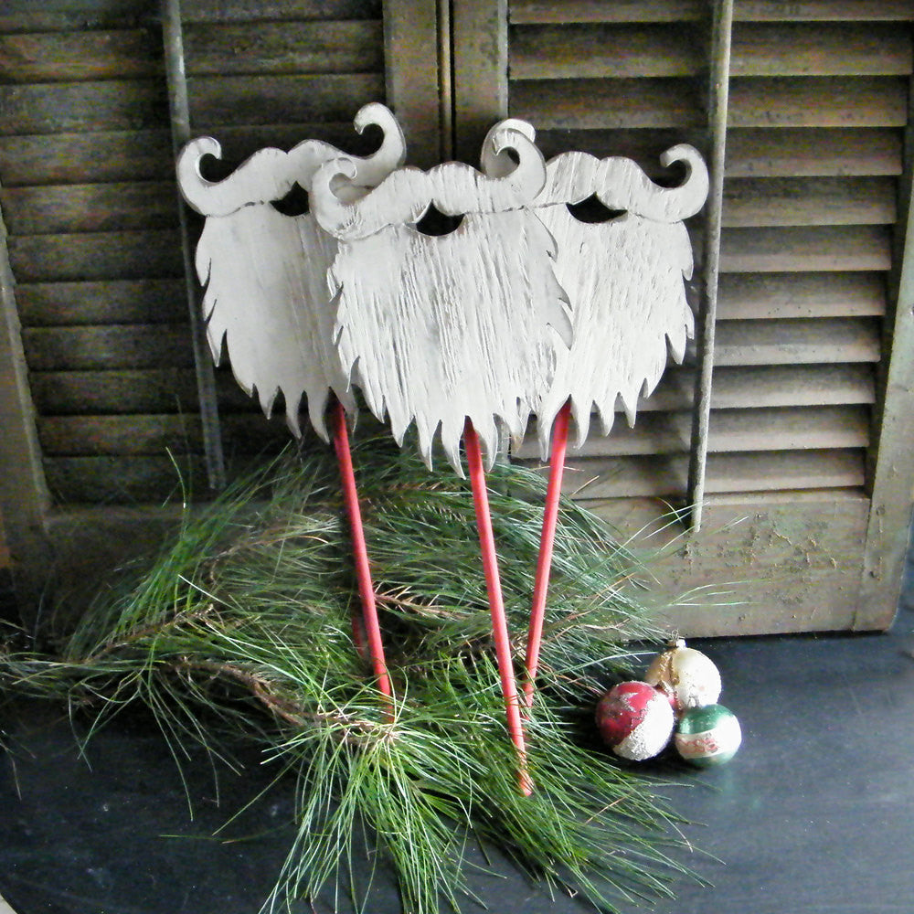 Santa Beard Christmas Decor - Haven America