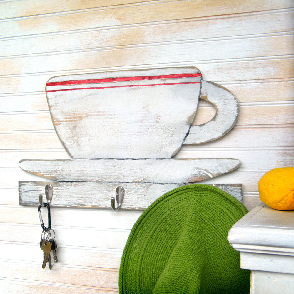 Diner Cup Hook Organizer - Haven America
