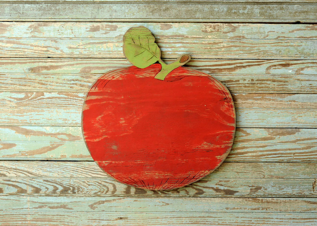 Roadside Apple Sign Wall Art - Haven America