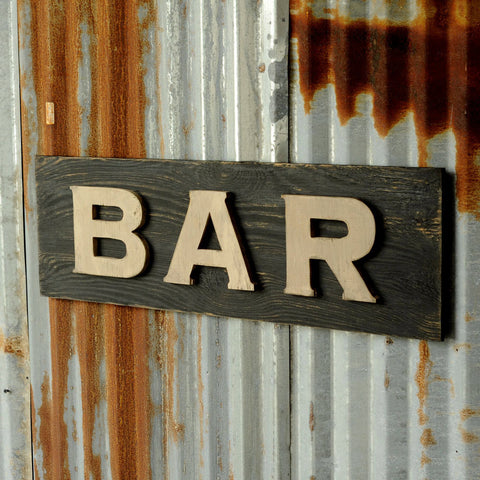 BAR Train Depot Sign - Haven America