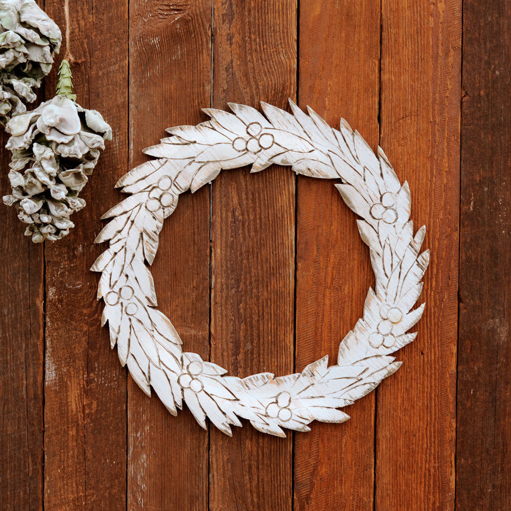 Winter Wreath - Haven America