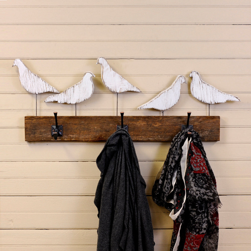Entryway Bird Coat Hook - Haven America