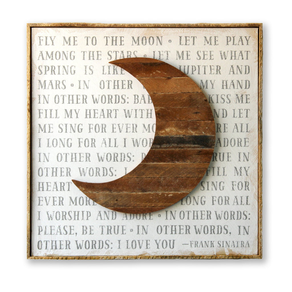 Fly Me to the Moon SOUL Art Print - Haven America