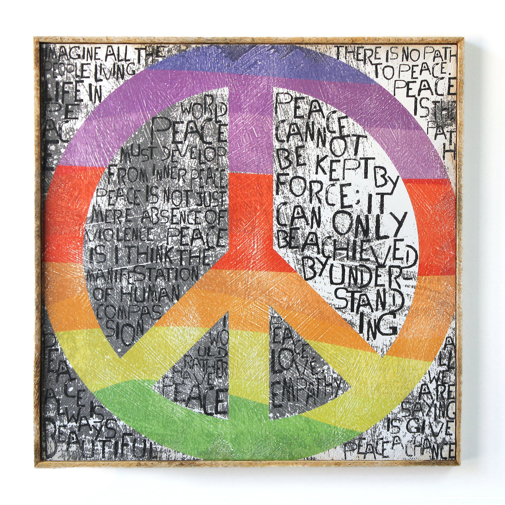 Peace Collection SOUL Print - Haven America