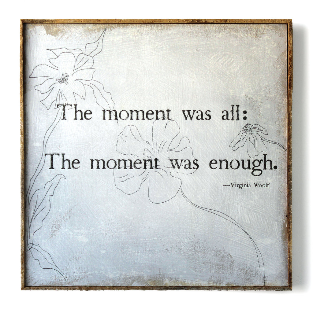 The Moment Art Print - Haven America