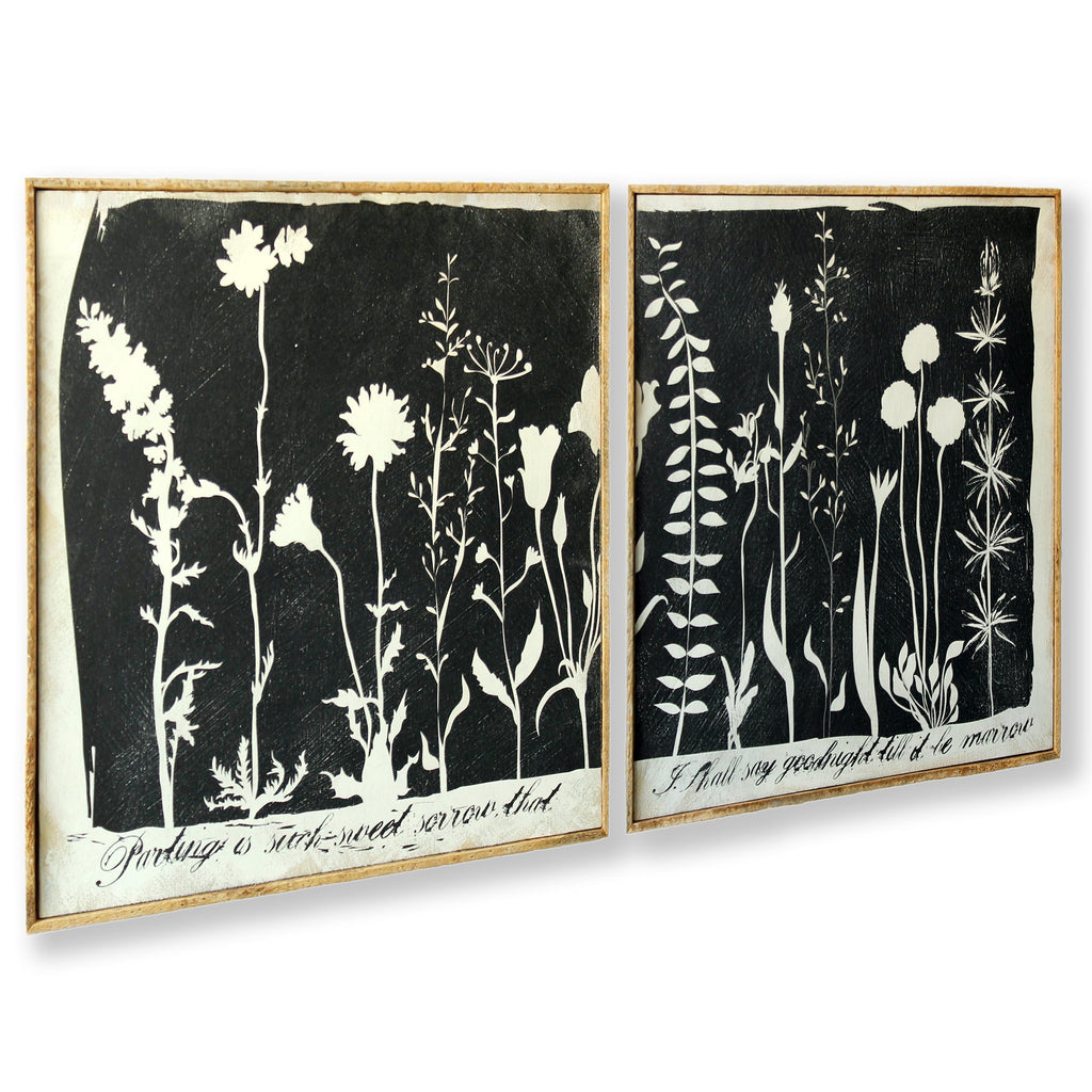 Wildflowers Pair SOUL Print