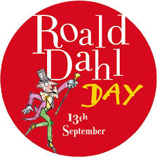 Roald Dahl Day - Wednesday 13th September 2017