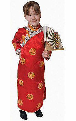 GIRLS CHINESE COSTUME