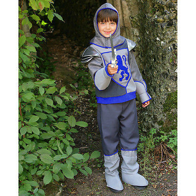 BOYS CRUSADER KNIGHT COSTUME