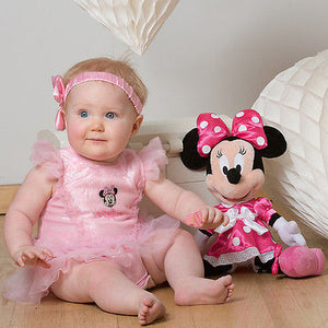 BABY DISNEY MINNIE MOUSE COSTUME