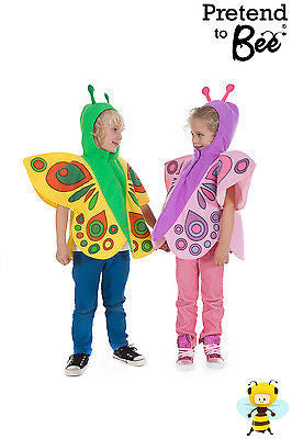 KIDS BUTTERFLY COSTUME