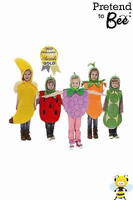 KIDS FRUIT OR VEGETABLE COSTUME