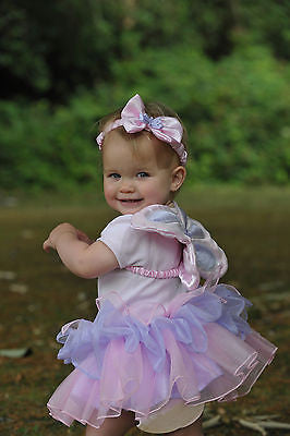 BABY FAIRY PRINCESS TUTU COSTUME