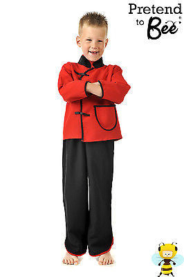 KIDS CHINESE BOY / MAN  COSTUME