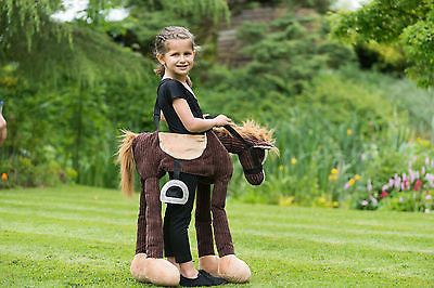CHILDRENS RIDE ON PONY COSTUME