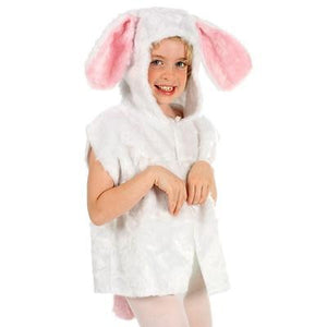 BOYS GIRLS CHILDRENS CHILDS WHITE BUNNY RABBIT ALICE COSTUME OUTFIT AGE 3-5-7-9