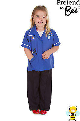 KIDS NURSE TUNIC COSTUME