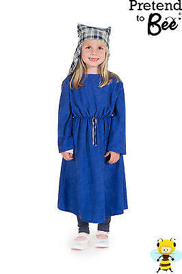 GIRLS VIRGIN MARY NATIVITY COSTUME