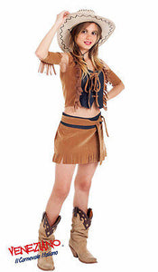 TEEN COWGIRL WILD WEST FANCY DRESS COSTUME OUTFIT IDEAS TEENAGE GIRL AGE 14, 16