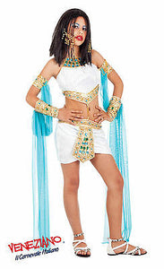TEEN GIRL CLEOPATRA EGYPTIAN FANCY DRESS COSTUME OUTFIT TEENAGE GIRLS AGE 16