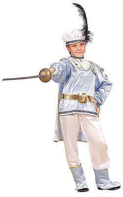 CHILDRENS PRINCE CHARMING COSTUME