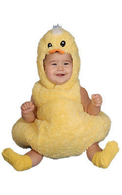 BABY DUCK OR CHICK COSTUME
