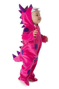 PINK BABY MONSTER COSTUME