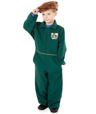 CHILDRENS FARMER COSTUME