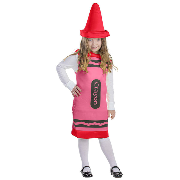KIDS CRAYON COSTUME