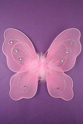 MINI JEWELLED FAIRY WINGS