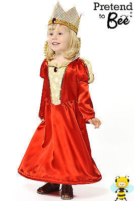 KIDS QUEEN COSTUME