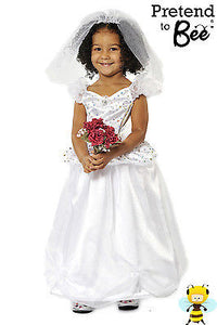 GIRLS BRIDE COSTUME