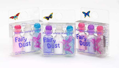 KIDS MAGIC FAIRY DUST GLITTER GIFT SET