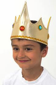 Childrens Kings Crown
