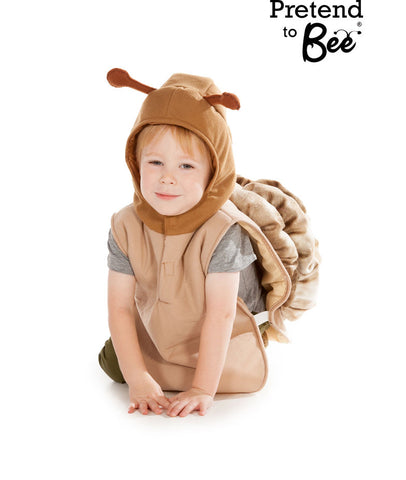 KIDS SNAIL COSTUME