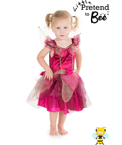 TODDLER GIRLS SCARLETTA FAIRY COSTUME