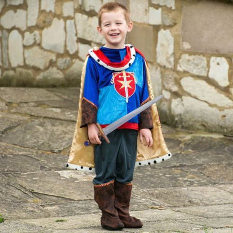 CHILDRENS ROYAL PRINCE COSTUME