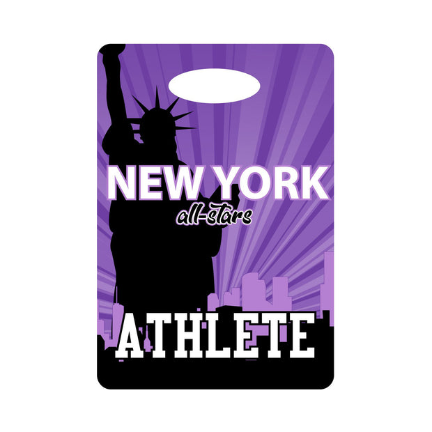 New York All-Stars Luggage Tag