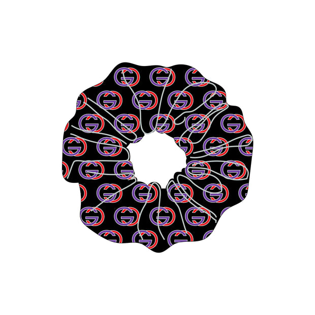 Grand Cheer Logo Scrunchie