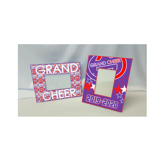 Grand Cheer Picture Frame
