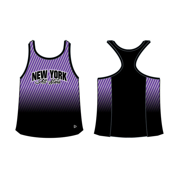 New York All-Stars Ozone Women's Loose Tank