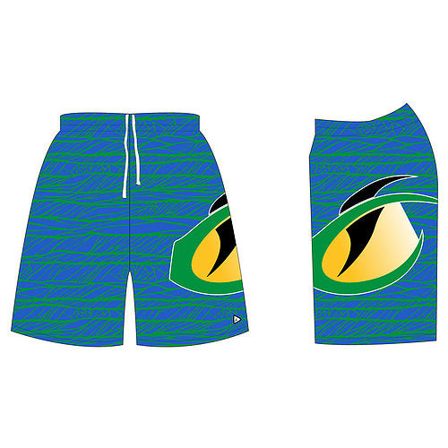 Sugar Creek Gators Men's Cheer Shorts