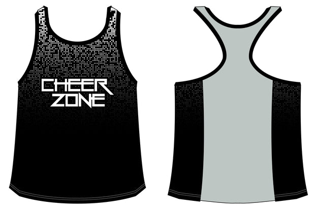 Cheer Zone Reign Loose Tank