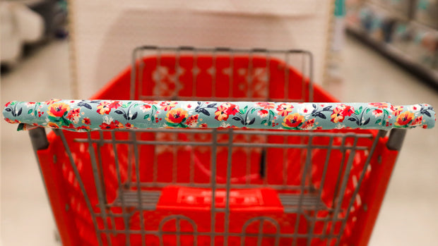 EZEE Floral Cart Cover