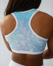 Cotton Candy Elle Sports Bra